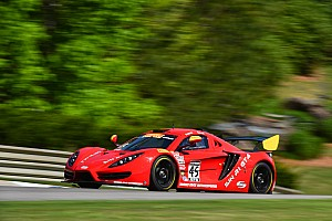PWC Race report Buford inherits win in crazy GTS race at Lime Rock