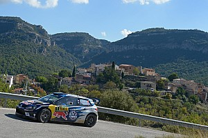 WRC Leg report Catalunya WRC: Ogier seals fourth WRC title with win