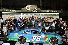 NASCAR XFINITY Almirola declared Daytona winner after review of the finish