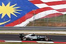 Malaysian GP: Rosberg leads Hamilton by 0.5s in FP1