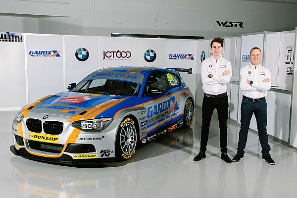 BTCC Breaking news Tordoff, Collard stay with WSR for 2016 BTCC