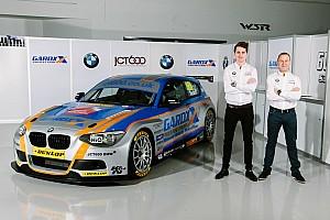 BTCC Breaking news Tordoff, Collard stay with WSR for 2016 BTCC