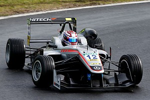 F3 Europe Race report Pau F3: Russell controls two restarts to take first win of 2016