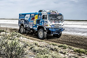 """Cross-Country Rally Stage report Silk Way Rally Stage 9: Ürümqi-Hami """"The golden dunes"""" - video"""