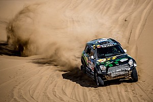 Cross-Country Rally Stage report Silk Way Rally enters the home straight