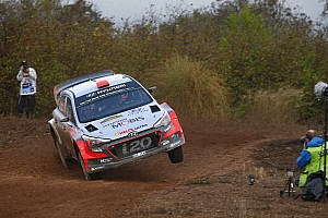 WRC Leg report Catalunya WRC: Sordo claims lead on home soil as Latvala retires