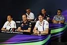 Formula 1 Austrian GP: Friday's press conference
