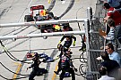 Formula 1 Red Bull: Verstappen pit stop 'totally unusual'