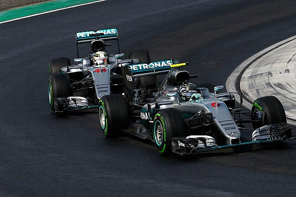 Formula 1 Wolff predicts F1 title battle will go to final round