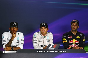 Formula 1 Press conference Hungarian GP: Post-qualifying press conference