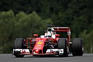 Formula 1 Ferrari on Friday practice for the Austrian GP:  Rain makes life difficult