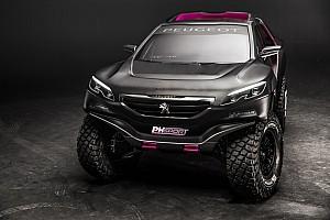 Dakar News Dakar-Siegerauto von Peugeot ab 2017 als Kundenfahrzeug verfügbar