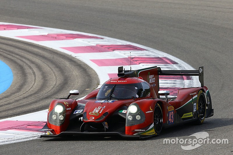 Senna gunning for Le Mans victory against
