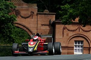 BF3 Breaking news British F3 season a learning curve in career, says Mahadik