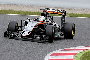Celis to replace Perez in Austria FP1