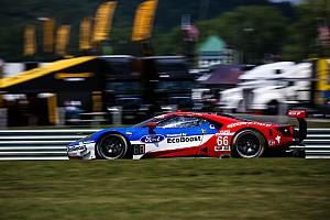 "IMSA Breaking news Ford GT ""won on racecraft,"" not performance breaks, says Ganassi chief"