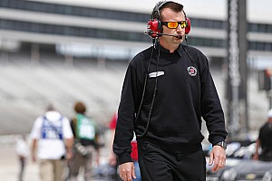 NASCAR Sprint Cup Breaking news Kevin Harvick's crew chief suspended for lug nut violation