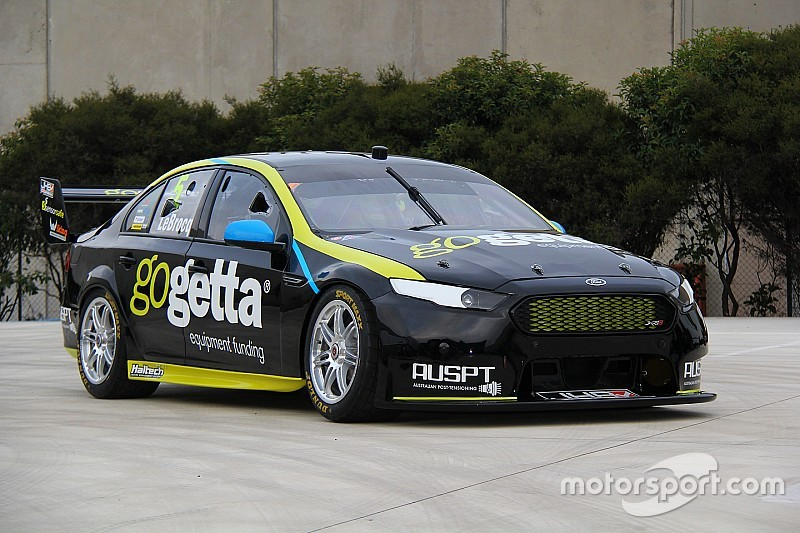 Le Brocq Prodrive livery revealed