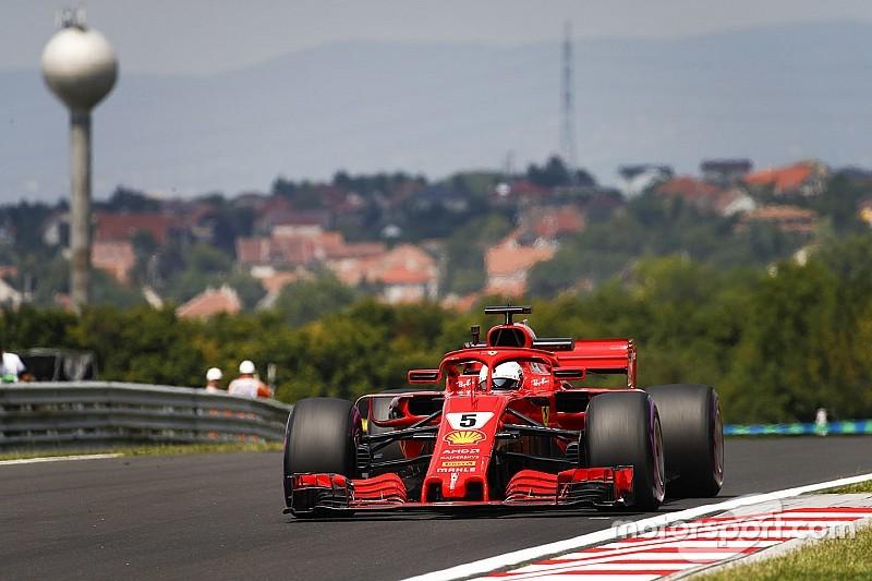 Hamilton se quedó con el GP de Hungría