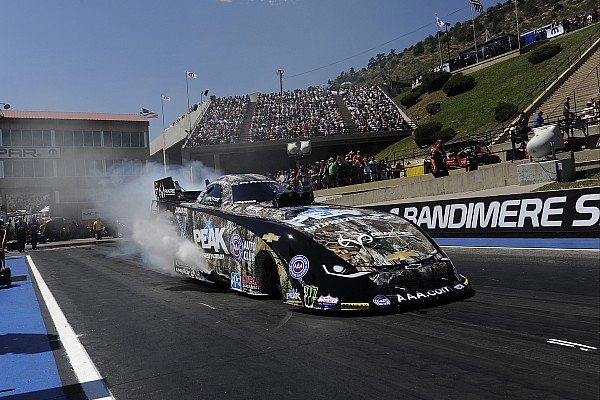 NHRA Heroes and surprises in Denver