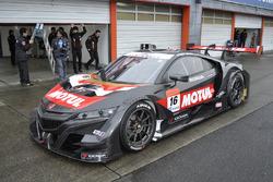 #16 チーム無限 NSX-GT