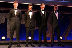 McLaren Autosport Award contestants