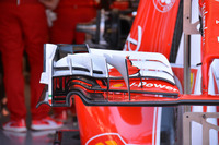 Formula 1 Photos - Ferarri SF16-H front wing detail