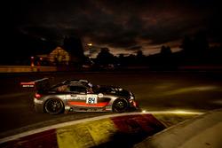 #84 AMG-Team HTP Motorsport, Mercedes-AMG GT3: Dominik Baumann, Jazeman Jaafar, Maximilian Buhk
