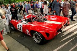 1967 Lola T70 MkIIIb Spyder