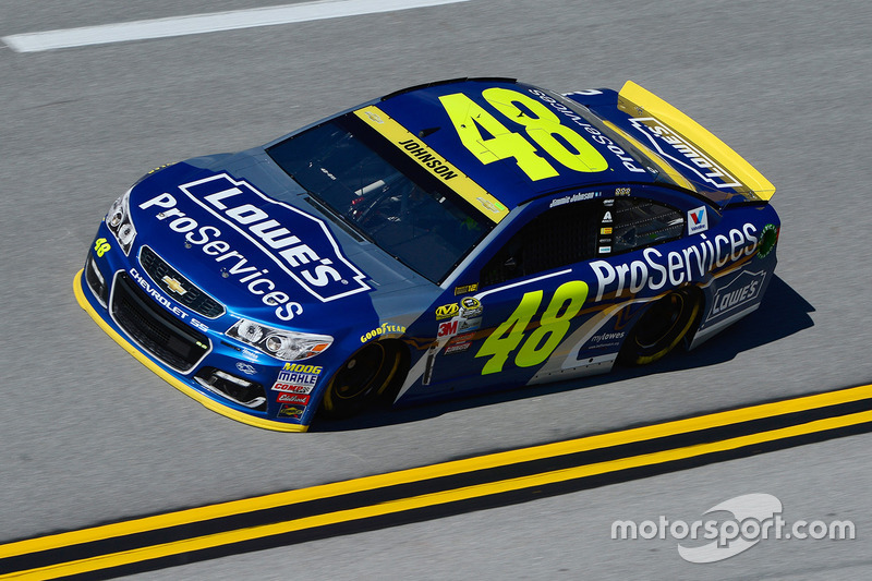 jimmie johnson hendrick motorsports chevrolet at talladega ii. Cars Review. Best American Auto & Cars Review