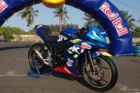 Other bike Photos - Suzuki Gixxer Cup presentation