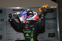 Race winner Pipo Derani, ESM Racing