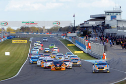 Start: Rob Collard, West Surrey Racing leads