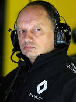 Frederic Vasseur, Renault Sport F1 Team Racing Director