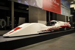 Honda S-Dream Streamliner