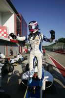 Formula 4 Photos - Race 3 winner Marino Sato, Vincenzo Sospiri Racing