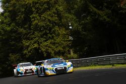 Frank Stippler, Anders Fjordbach, Phoenix Racing, Audi R8 LMS