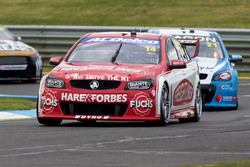 Tim Slade and Ash Walsh, Brad Jones Racing Holden