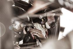 Juho Hanninen, Toyota Yaris WRC 2017 testing