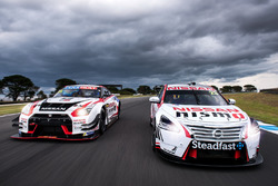 Nissan Motorsports launch at Phillip Island