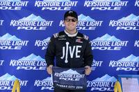 NASCAR Truck Photos - John Wes Townley, Athenian Motorsports Chevrolet pole winner