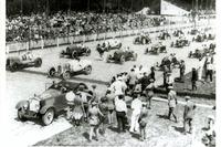 IndyCar Photos - Starting lineup