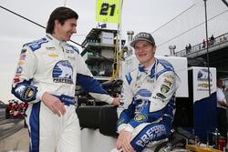 J.R. Hildebrand, Ed Carpenter Racing, Josef Newgarden, Ed Carpenter Racing Chevrolet