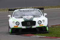 Blancpain Sprint Photos - #8 Bentley Team M-Sport Bentley Continental GT3: Andy Soucek, Maxime Soulet