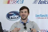 NASCAR Mexico Fotos - Conferencia de Prensa: Daniel Suárez Grand Marshall