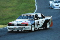 Trans-Am Photos - Hurley Haywood, Audi Quattro