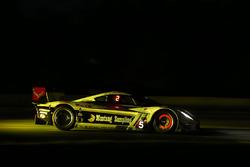 #5 Action Express Racing Corvette DP: Joao Barbosa, Christian Fittipaldi, Filipe Albuquerque