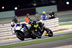 Yonny Hernandez, Aspar MotoGP Team, Ducati and Bradley Smith, Monster Yamaha Tech 3, Yamaha