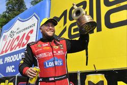 Top Fuel winner Shawn Langdon