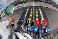 NASCAR Truck Photos - Start action